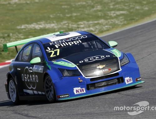 John Filippi repart avec Campos Racing en 2016